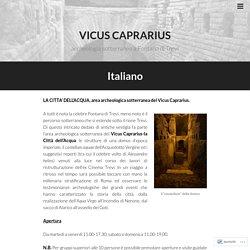 Vicus Caprarius
