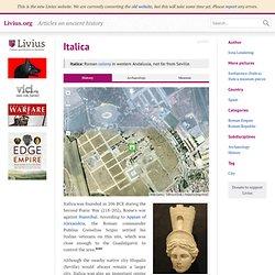 Italica (Santiponce): History