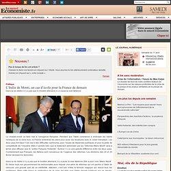 L'Italie de Monti, un cas d'école pour la France de demain