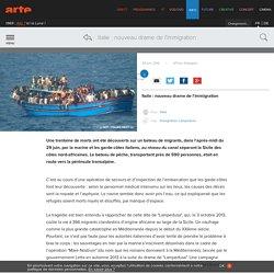 Italie : nouveau drame de l'immigration
