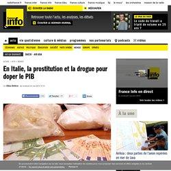 En Italie, la prostitution et la drogue pour doper le PIB