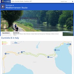 Italy — EuroVelo 8