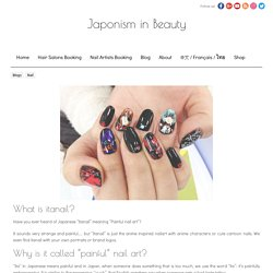 Japonism in Beauty