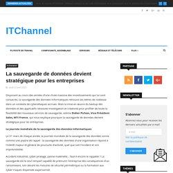 ITchannel : Le quotidien des marchés verticaux