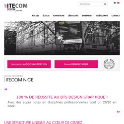 Itecom Art Design Nice - Ecole Itecom Nice