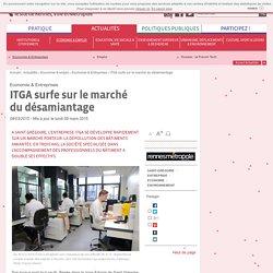 ITGA surfe sur le marché du désamiantage