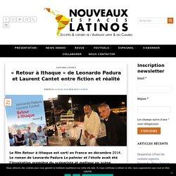"""""""Retour à Ithaque"""" de Leonardo Padura et Laurent Cantet entre fiction et réalité - Nouveaux Espaces Latinos"""
