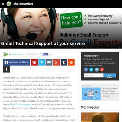 ithelpnumber - Gmail Technical Support at your service