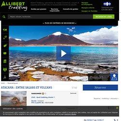 trekking atacama - ATACAMA : ENTRE SALARS ET VOLCANS - Randonnée - Chili