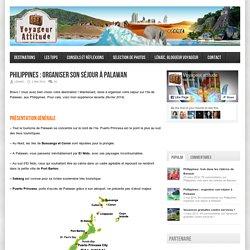 Itinéraire de voyage à Palawan