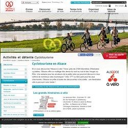 Itinéraires et circuits à vélo et VTT