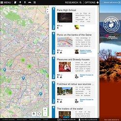 Itinéraires et Guides Touristiques Numériques