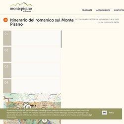 Itinerario del romanico sul Monte Pisano