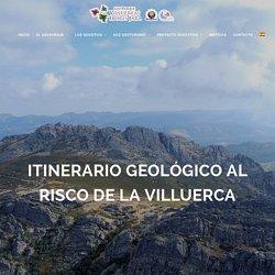 » Itinerario Geológico al Risco de La VilluercaGeoparque Villuercas Ibores Jara
