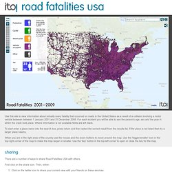 ITO - Road Fatalities USA