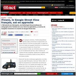 iTowns, le Google Street View à la française