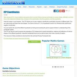 ITP Coordinates
