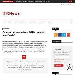 ITRnews - Le premier quotidien des marchés numériques
