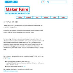 its - www.makerfairerome.eu