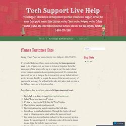 Tech Support Live Help
