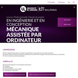 IUT Nancy-Brabois -