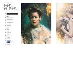 IVAN ALIFAN - Artist, Oil Painter