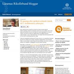 Ivana Eklund - Sida 2 av 2 - ämnesspanare