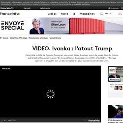 Ivanka : l'atout Trump