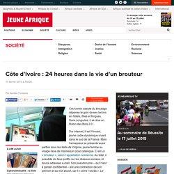 Côte d'Ivoire : 24heures dans la vie d'un brouteur - JeuneAfrique.com