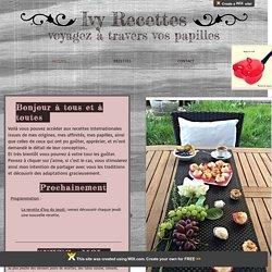 ivy recettes