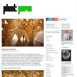 Voussoir Cloud By IwamotoScott Architecture