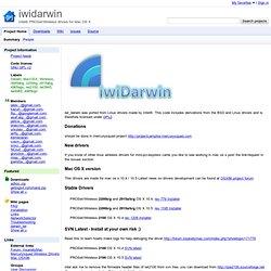 iwiDarwin