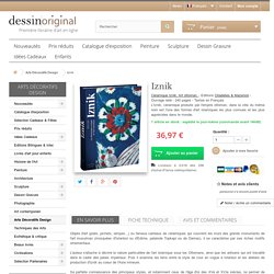 Iznik - DessinOriginal.com