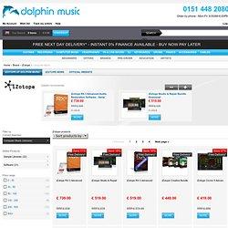iZotope Computer music