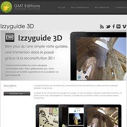 Izzyguide 3D - GMT Éditions - expertise etourisme