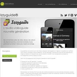 Izzyguide® - GMT Éditions - expertise etourisme