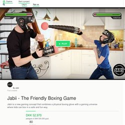 Jabii - The Friendly Boxing Game by Jabii