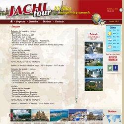 Jachi Tour · Destinos