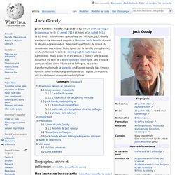 Jack Goody