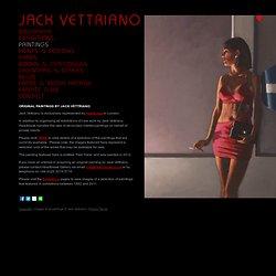 Jack Vettriano - Paintings