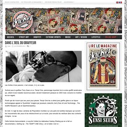 Jacker Magazine – Dans l'oeil du graffeur