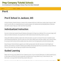 Prep Company Tutorial Schools