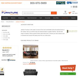 Jackson Furniture – Discounted Jackson Furniture for Sale