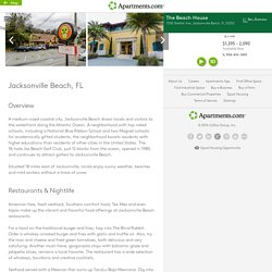 Jacksonville Beach, FL City Guide - Things to do in Jacksonville Beach