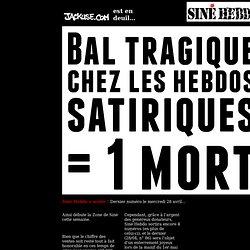 soutient Siné Hebdo dans un ultime sursaut !