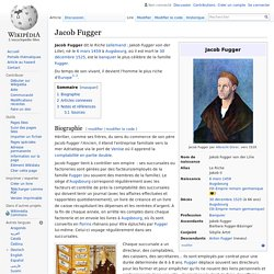 Jacob Fugger