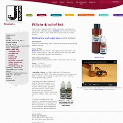 Jacquard Products - Piñata Alcohol Ink