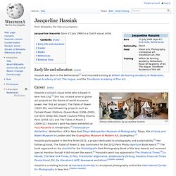 Jacqueline Hassink