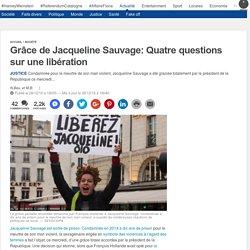 Grâce de Jacqueline Sauvage: Quatre questions sur une libération
