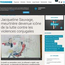 Jacqueline Sauvage, meurtrière devenue icône de la lutte contre les violences conjugales